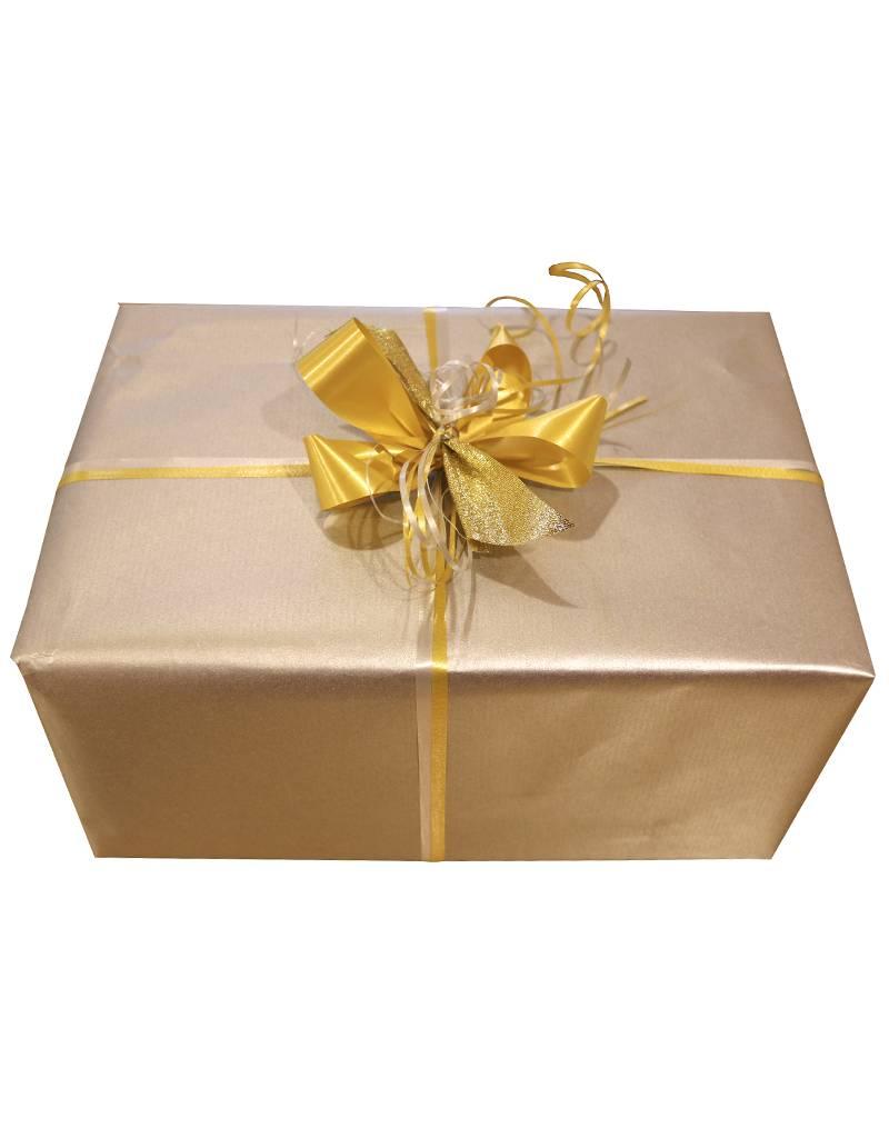 Geschenkverpackung silberfür Ihre Weihnachtsgeschenke