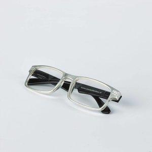 Leesbril Zilver/zwart