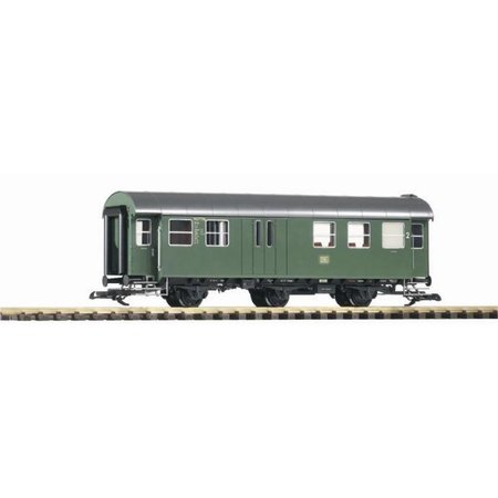 PIKO G Umbauwagen BD3yg 2. Klasse DB IV mit Gepäckabteil