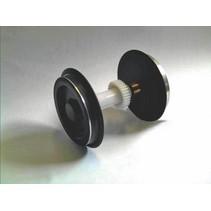 Radsatz mit Haftreifen für BR 218 / V 100 / BR 199