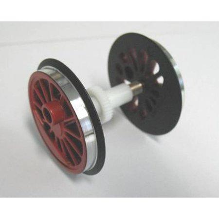 PIKO Radsatz mit Zahnrad für V60 / BR 260