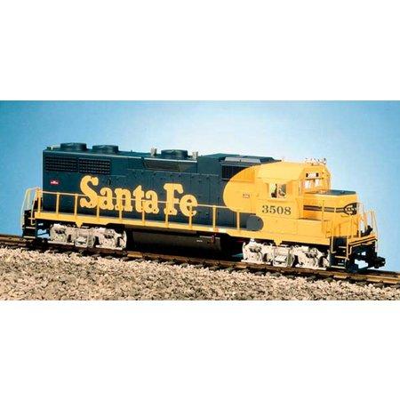 USA TRAINS GP 38-2 Santa Fe blau/gelb