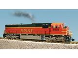 USA TRAINS SD 70 MAC BNSF orange / grün