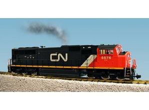 USA TRAINS SD 70 MAC Canadian National
