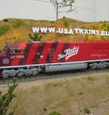 USA TRAINS SD 70 MAC UP Heritage/Katy