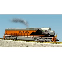 SD 70 MAC UP Heritage/D&RGW