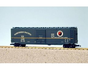 50 ft. Boxcars