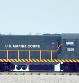USA TRAINS GP 9 US Marine Corps