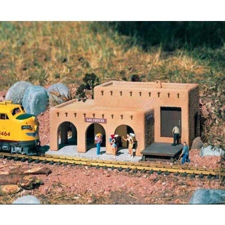 PIKO Las Cruces Bahnhof (Southwest Series)