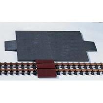 Bahnsteigplatten-Set