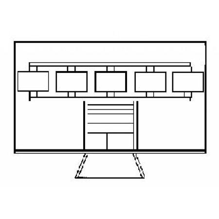 PIKO Automatische Schüttvorrichtung für Schotterwerk