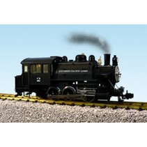 Dockside 0-6-0 Southern Pacific
