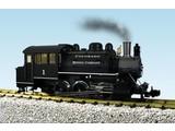 USA TRAINS Dockside 0-6-0 Colorado Mining Co.