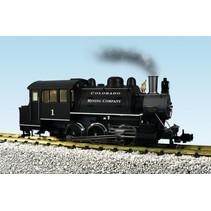 Dockside 0-6-0 Colorado Mining Co.