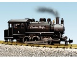 USA TRAINS Dockside 0-6-0 Canadian Pacific