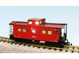 USA TRAINS Center Cupola Caboose Jersey Central Lines