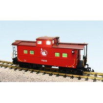 Center Cupola Caboose Jersey Central Lines