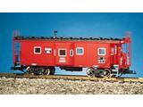 USA TRAINS Baywindow Caboose Burlington Route