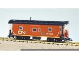 USA TRAINS Baywindow Caboose Canadian National