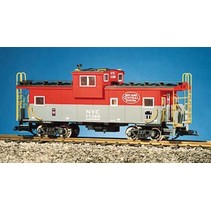 Extended Vision Caboose New York Central