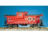 USA TRAINS Extended Vision Caboose Great Northern