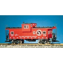 Extended Vision Caboose Great Northern