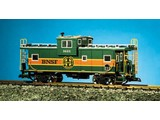 USA TRAINS Extended Vision Caboose BNSF
