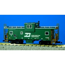 Extended Vision Caboose Burlington Northern
