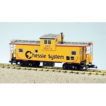 Extended Vision Caboose Chessie