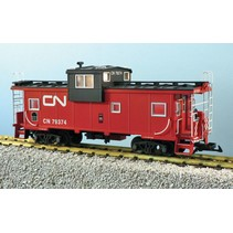 Extended Vision Caboose Canadian National