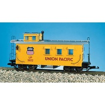 Woodsided Caboose Union Pacific