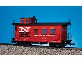 USA TRAINS Woodsided Caboose New Haven