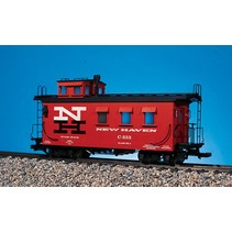 Woodsided Caboose New Haven