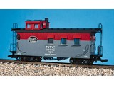 USA TRAINS Woodsided Caboose New York Central