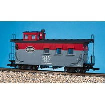 Woodsided Caboose New York Central