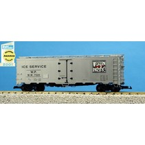 40 ft. Refrigerator Car Western Pacific
