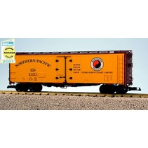 40 ft. Refrigerator Car Northern Pacific