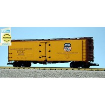 40 ft. Refrigerator Car Union Pacific Overland