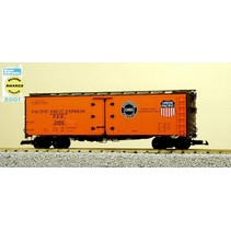 3.SET 4x 40 ft. Refrigerator Car Pacific Fruit Express - SP & UP