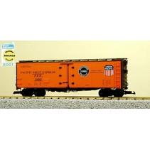 5.SET 4x 40 ft. Refrigerator Car Pacific Fruit Express - SP & UP
