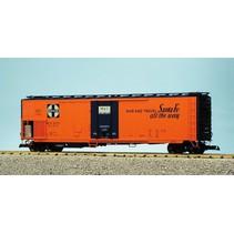 """50 ft. Mech. Refrigerator Car Santa Fe """"El Capitan"""""""