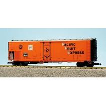 50 ft. Mech. Refrigerator Car Pacific Fruit Express - SPFE