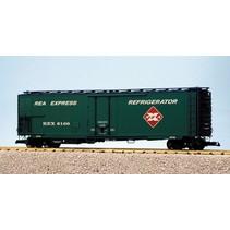 50 ft. Mech. Refrigerator Car Railway Express Agency