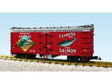 USA TRAINS Reefer Express Salmon