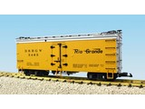 USA TRAINS Reefer D&RGW