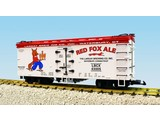 USA TRAINS Reefer Red Fox Ale