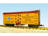 USA TRAINS Reefer Nevada Poultry