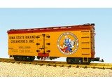 USA TRAINS Reefer Iowa State Creameries