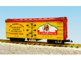 USA TRAINS Reefer El Toro Golden Ale