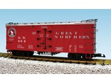 USA TRAINS Outside Braced Reefer Great Northern